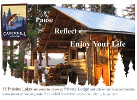 Caverhill Lodge Postcard