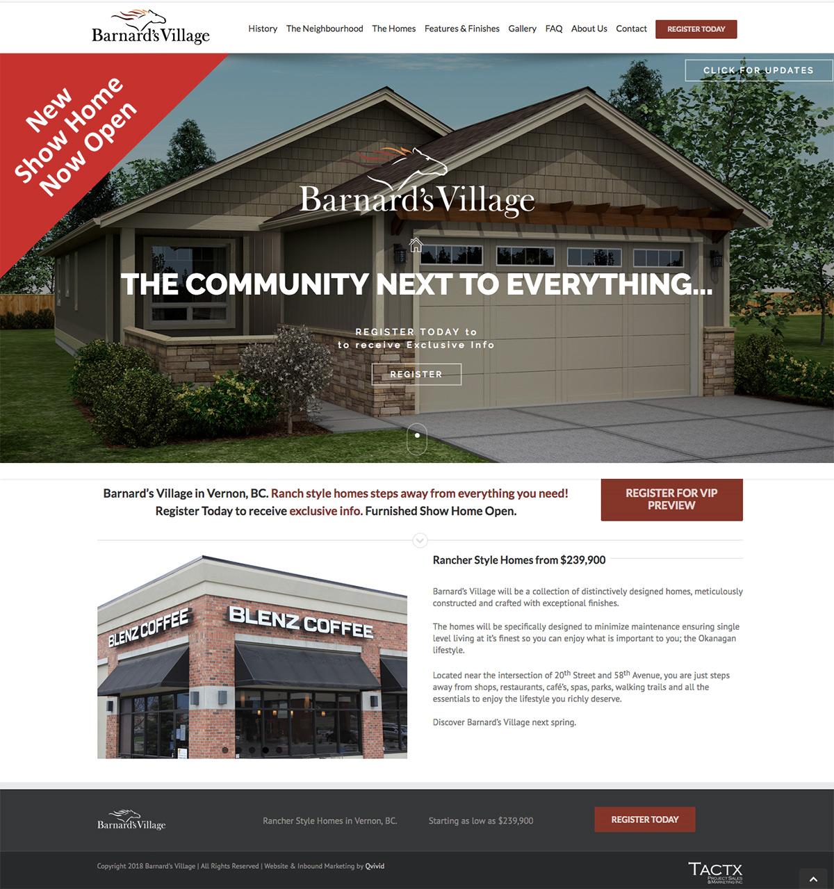 Barnard's Village